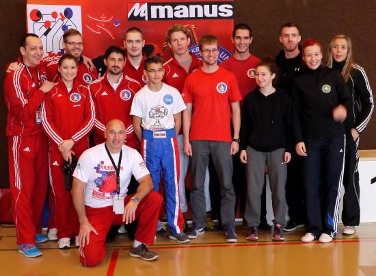 Erfolgreiches BDT Team – 6 x Gold, 5 x Silber, 6 x Bronze + drei 5. Plätze.