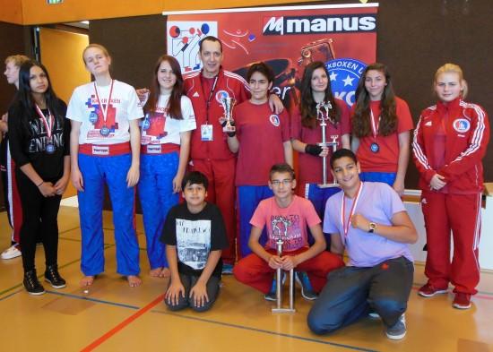 Erfolgreiches Jugendteam