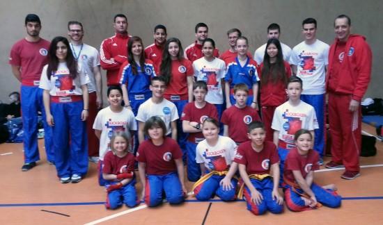 Erfolgreiches BDT Team (2.Kampftag)