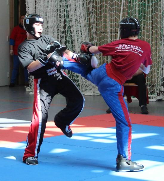 Vladilav (rechts) zeigt Extraklasse und gewinnt 2x Gold