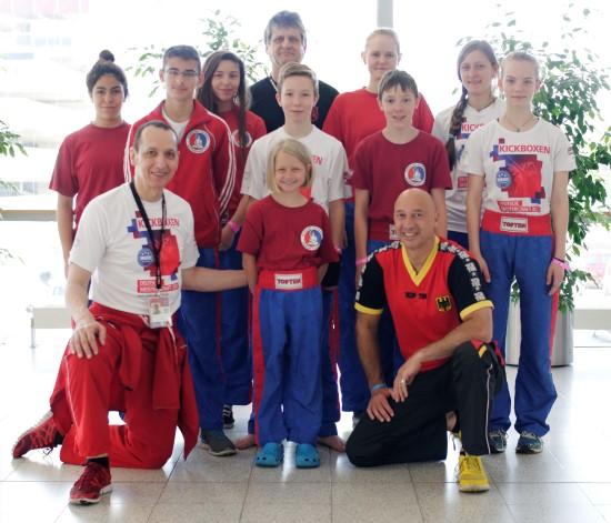 Erfolgreiches BDT Jugendteam