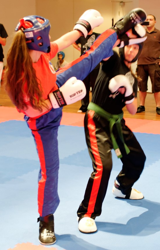 Cristina (links) gewinnt Bronze