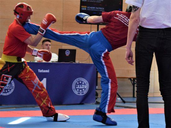Niklas (rechts) gewinnt Bronze