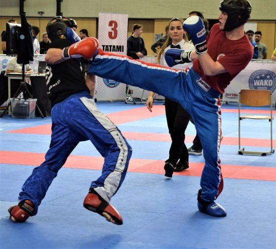Niklas (rechts) zeigt Klasse