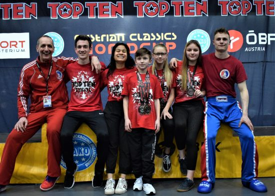Erfolgreiches BDT Team: 3x Silber, 1x Bronze, fünf 5. Plätze