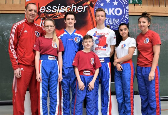 Erfolgreiches BDT Team – 5x Gold, 2x Silber und ein 4. Platz
