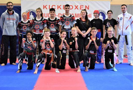 PF Team Jugend + Erdogan und Leonid