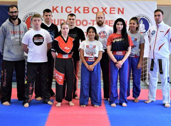 PF Team Elite + Erdogan und Leonid