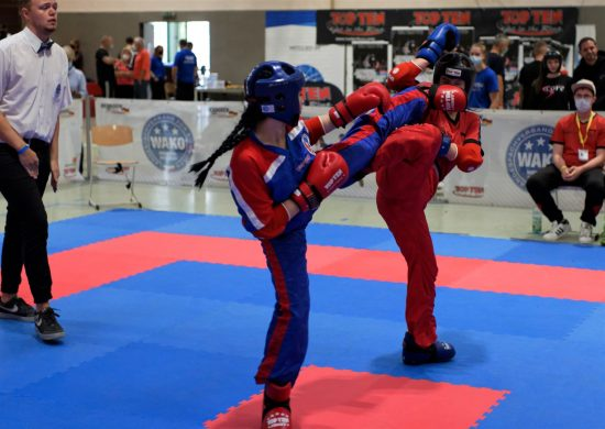 Rana (links) gewinnt im LC Bronze